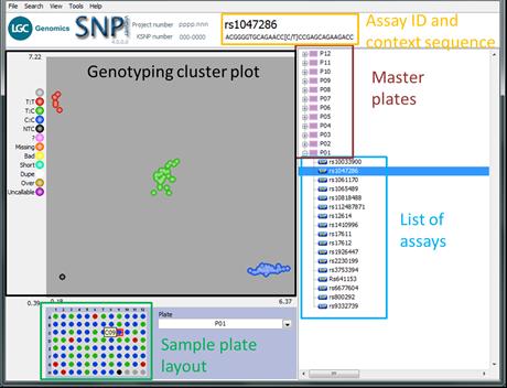 SNPviewer plot